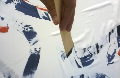 Sneak peek to our work in the studio